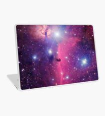 Purple Galaxy Laptop Skin