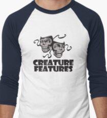 Gray Drama Mask T-Shirt