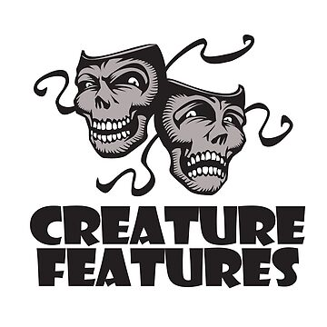 Gray Drama Mask by CreatureStore