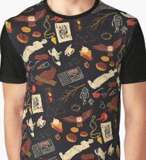 TP Pattern Design Graphic T-Shirt