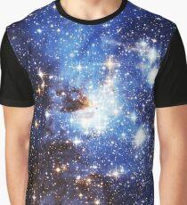 Blue Galaxy 3.0 Graphic T-Shirt
