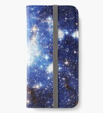 Blue Galaxy 3.0 iPhone Wallet/Case/Skin