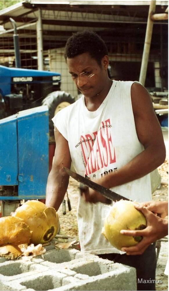 Freash Coconut by Maximus