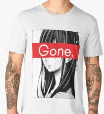 Gone Anime Aesthetic Men's Premium T-Shirt