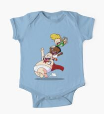 Runaway Fly With Underpants Friends One Piece - Short Sleeve