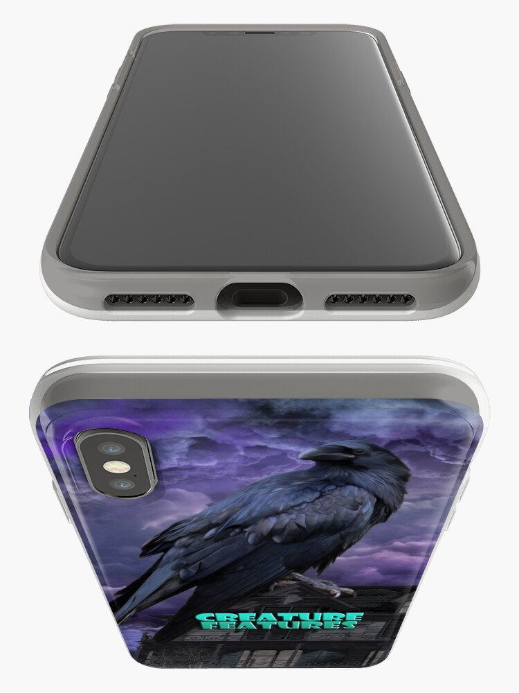 Alternate view of Raven House iPhone Case & Cover