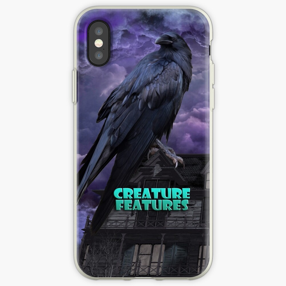 Raven House iPhone Case & Cover