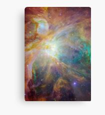 Galaxy Rainbow v2.0 Metal Print