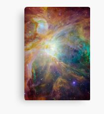 Galaxy Rainbow v2.0 Canvas Print