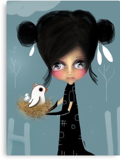 The Bird Whisperer by Karin Taylor