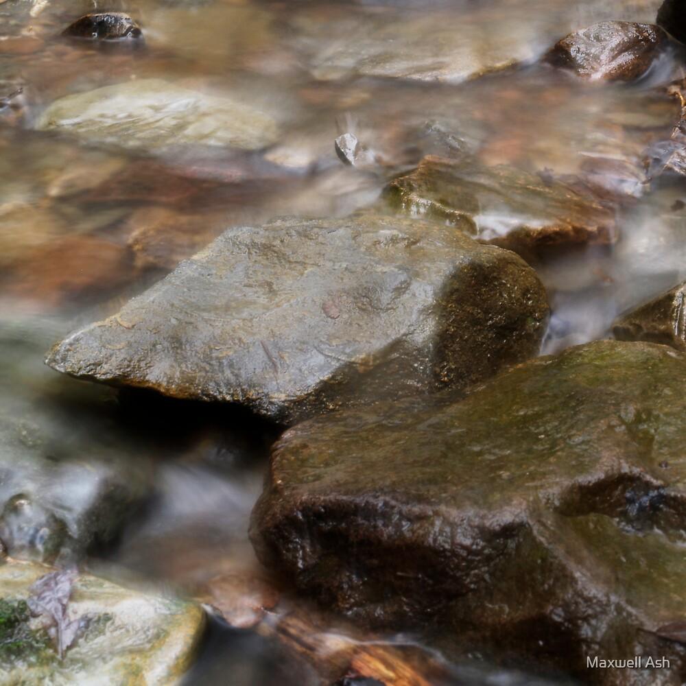 Water Like Silk by Maxwell Ash