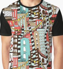 The City of Towers Graphic T-Shirt