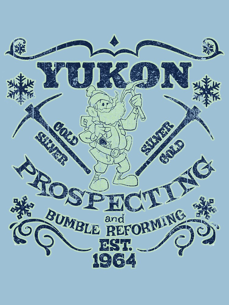 Yukon Prospecting and Bumble Reforming by Robiberg