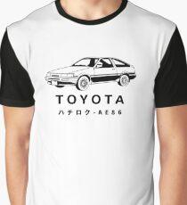 Toyota AE86 Levin Graphic T-Shirt