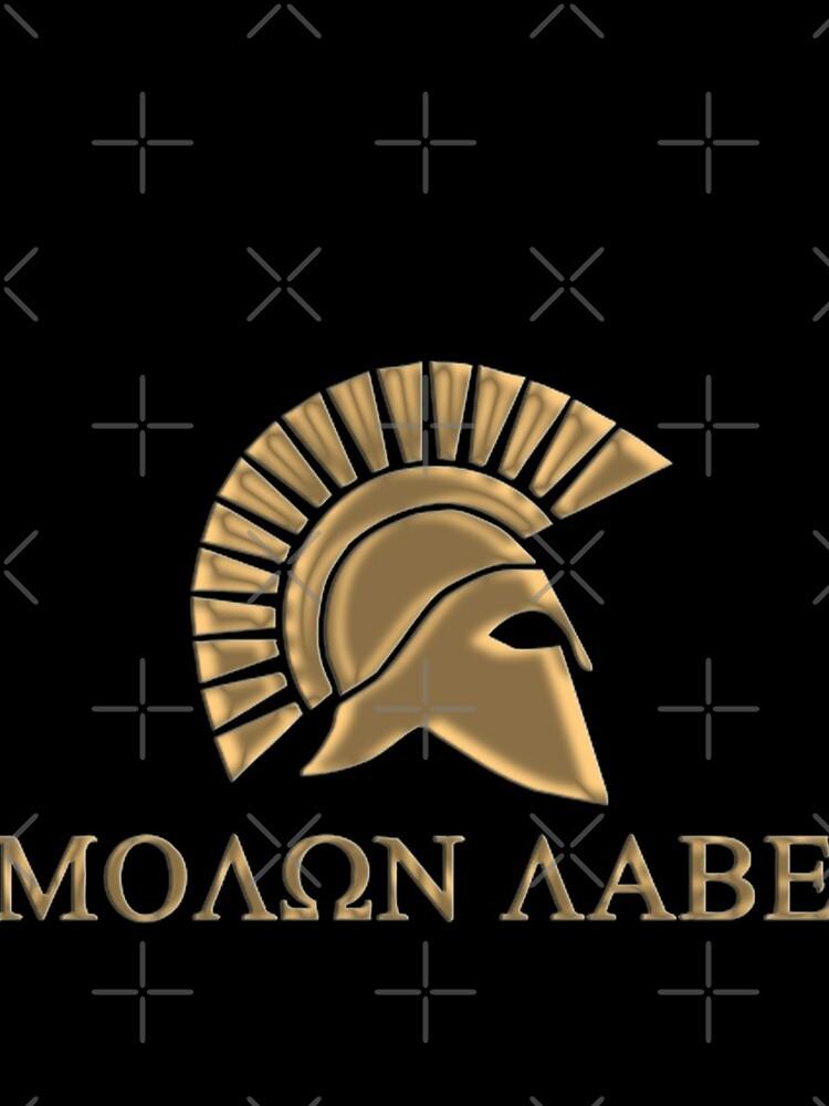 Molon labe-Spartan Warrior de augustinet