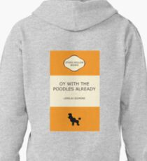 Oy with the poodles Pullover Hoodie