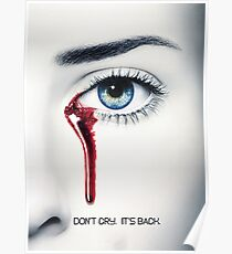 True Blood Eye Poster