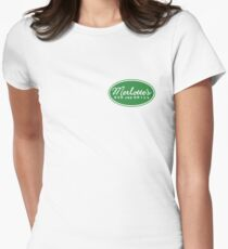 Merlotte's Bar and Grill - True Blood Womens Fitted T-Shirt