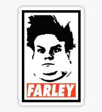 FARLEY Sticker
