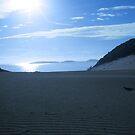 Carlo sand blow by Rob  McDonald