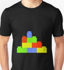 Building Blocks Are Awesome Unisex T-Shirt