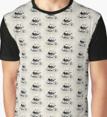 Banjo Panda Graphic T-Shirt