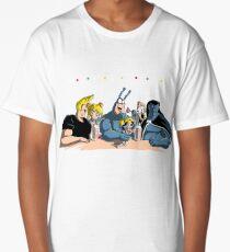 Nineties Friends Long T-Shirt