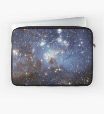 Blue Galaxy Laptop Sleeve