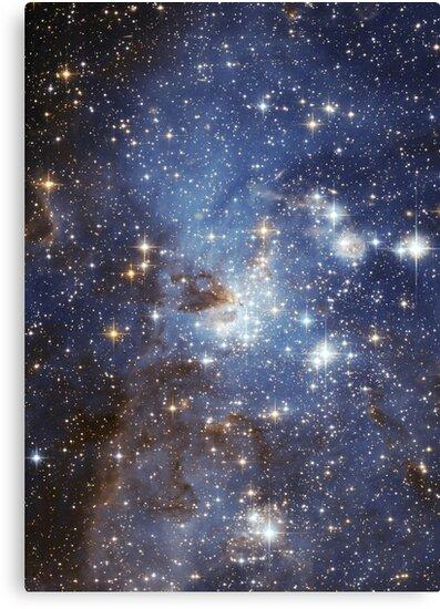 Blue Galaxy by rapplatt