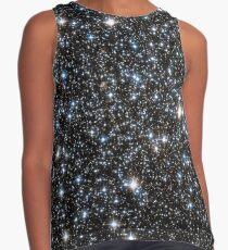 Glitter Galaxy Sleeveless Top