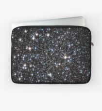Glitter-Galaxie Laptoptasche