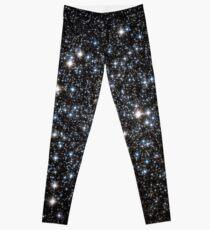 Glitter-Galaxie Leggings