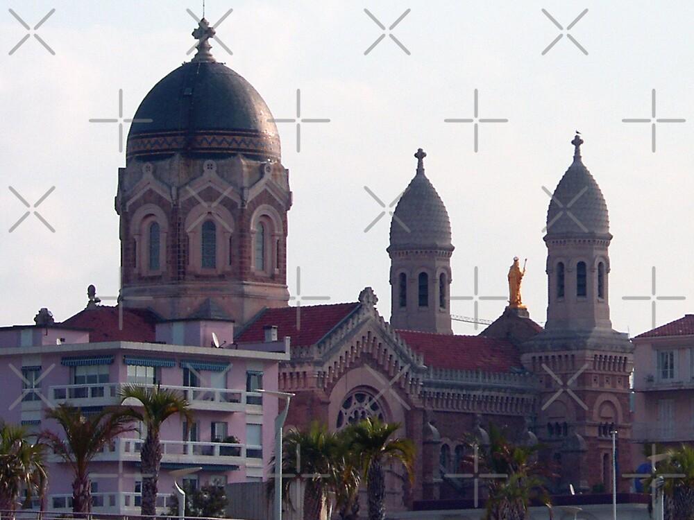 Notre Dame de la Victoire de Lépante by Tom Gomez