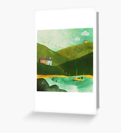 Life's a Beach... Greeting Card