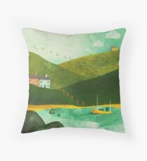 Life's a Beach... Throw Pillow