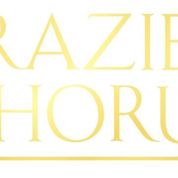 Frazier Chorus by shedside