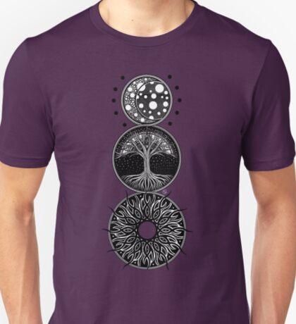 EP. MOON / LIFE / SUN T-Shirt