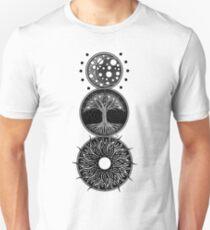 Camiseta ajustada EP. LUNA / VIDA / SOL