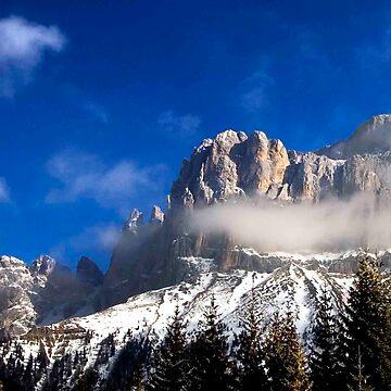 Brenta Dolomites by nickowen