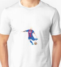 Lionel Messi Cartoon Unisex T-Shirt