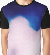 BLUR / clouds Graphic T-Shirt
