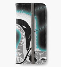 Dark Haku iPhone Wallet/Case/Skin