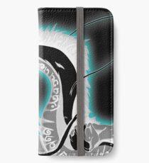 Dark Haku iPhone Wallet/Case/Skin
