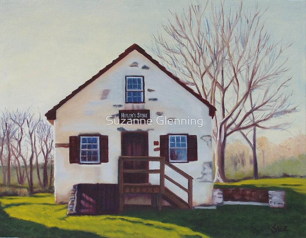 Heflin's Store by Suzanne Glenning