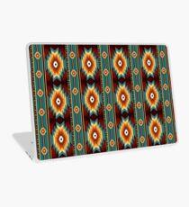 ethnisches Navajo südwestliches Muster Laptop Skin