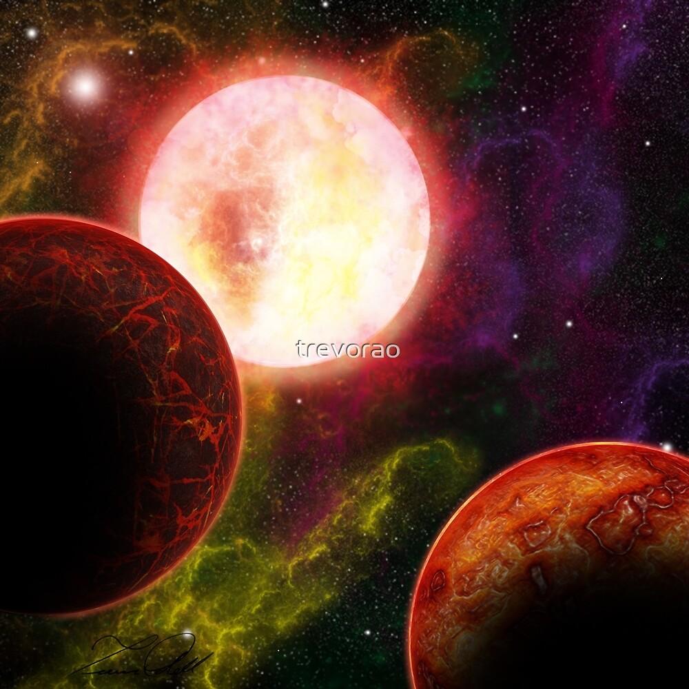 Mortality of a Star by trevorao