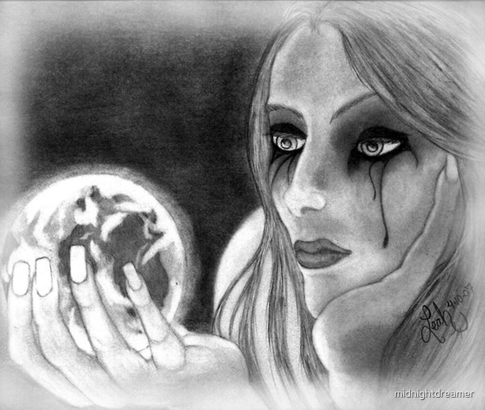 ...Deepest Sorrow... by midnightdreamer