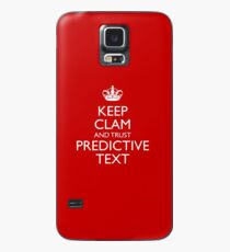 Predictive Text High-quality unique cases & covers for