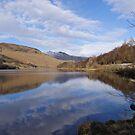 Loch Lubhair, near Crianlarich , Scotland by David Rankin