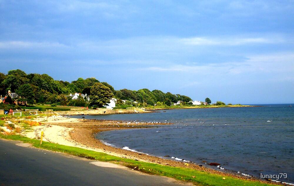 Lamlash Beach by lunacy79